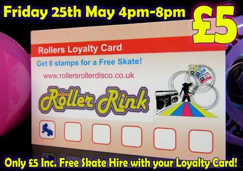 Loyalty Card Deal Friday 25th may