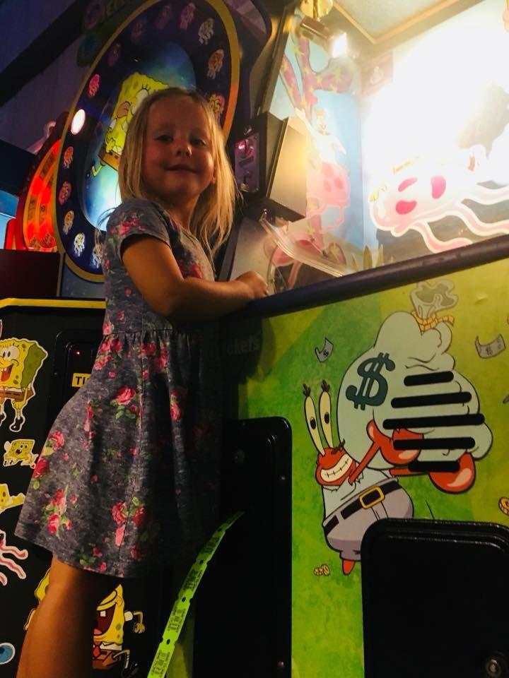 Spongebob Arcade Games