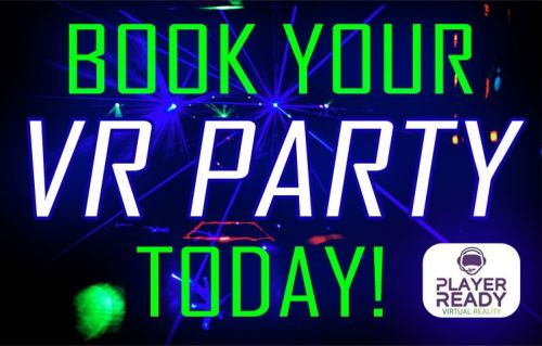 Book your VR Party Today