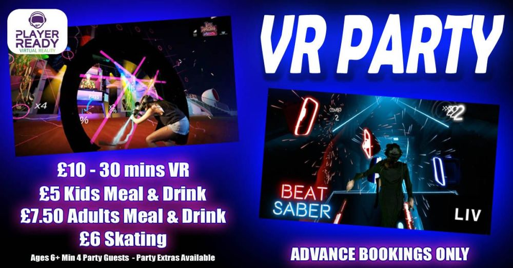 VR Kids Party Autumn 2018