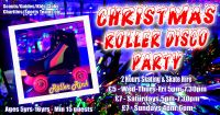 Kids Christmas Roller Disco Party 2018