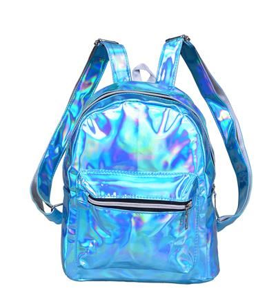 Holographic Backpack - Turquoise