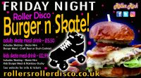 Burger and Skate Night Friday