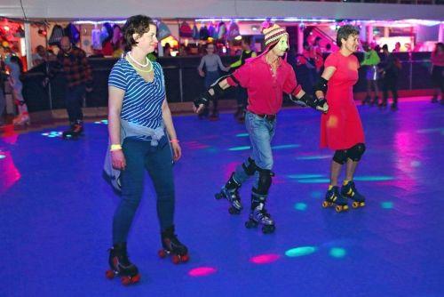 Boogie Wonderland Roller Disco 36