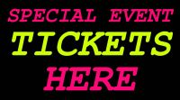 Special Events Tickets