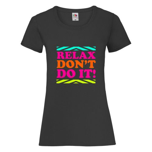 Neon Girl - Womens T Shirt - Any Colour - Any Size