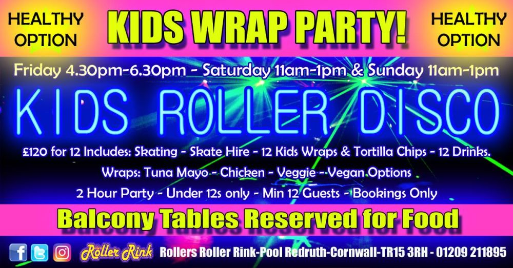 Kids Party Deal Summer 1