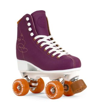 Rio Roller Signature Roller Skates in Purple