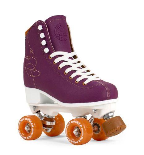 Rio Roller Signature Roller Skates in Navy