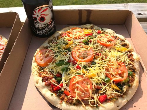 Vegan Pizza Take Away