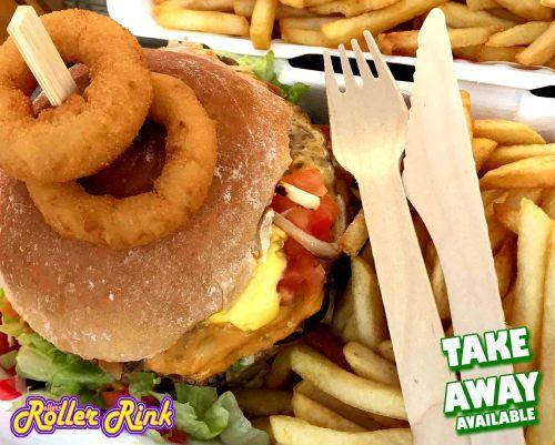 Take Away Roller Burgers