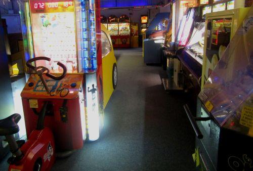 Arcade 2p Games