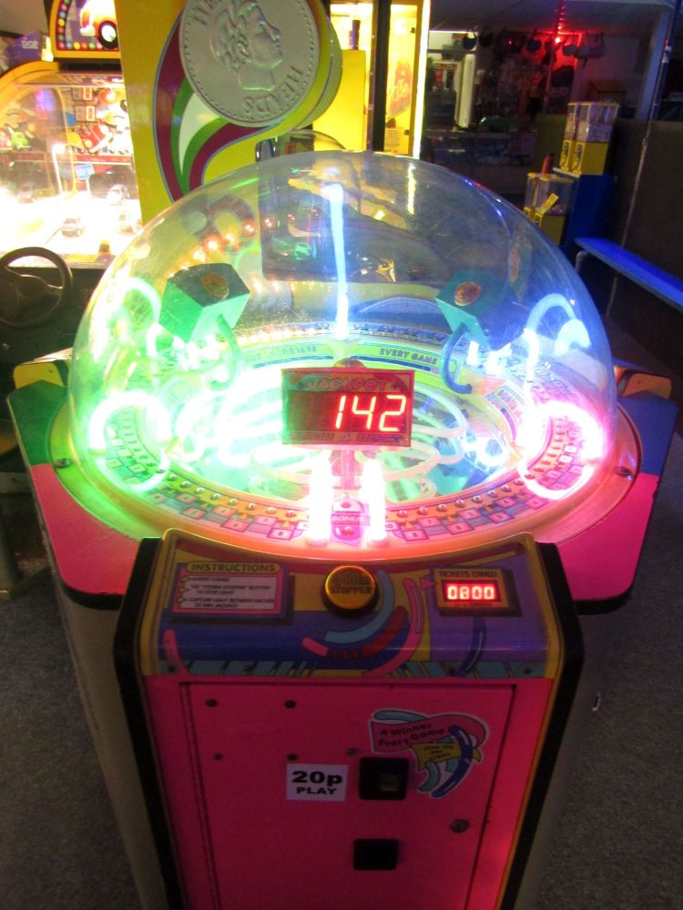 Arcade Cyclone at the Rink 2