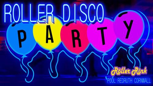 Party Booking Deposit for Kids Roller Disco Party