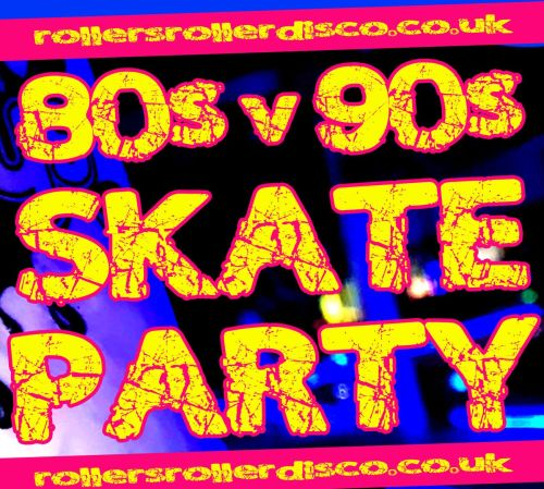 80S V 90S Party