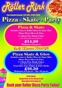 Pizza & Skate 2020