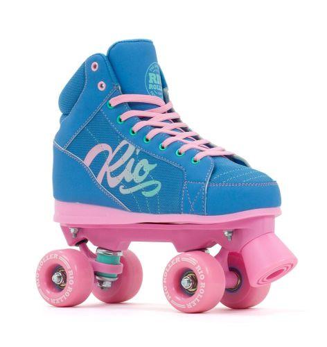 Rio Roller Artist Quad Skates - Flora