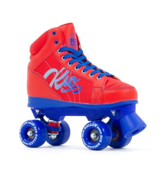 Rio Roller Lumina Quad Skates - Red/Blue