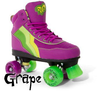 Rio Roller Grape Roller Skates - SALE £10 OFF