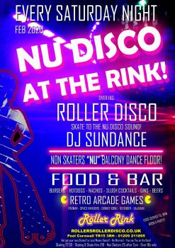 Nu Disco Every Saturday Feb 2020