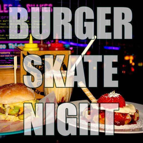 Burger Skate Night Cornwall 2020