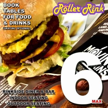 Book Tables for Food & Drinks Here