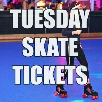 Tuesday Roller Disco 3pm-7.30pm - All Ages