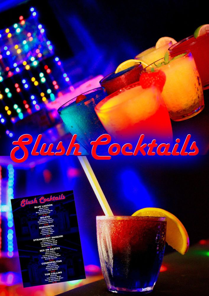 Slush Cocktails
