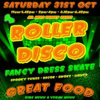 Halloween Roller Disco Tickets