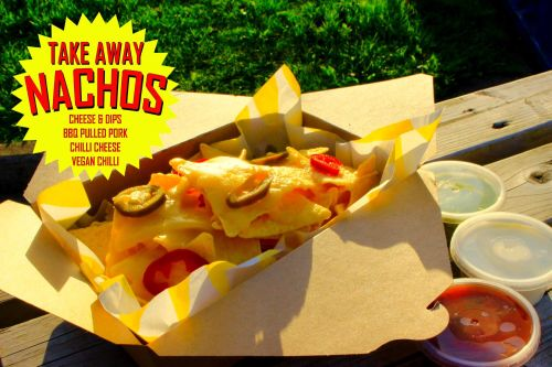 Drive in Take Away - Nachos Special 4pm-8pm
