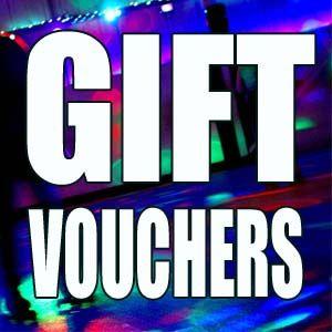 Roller Disco  Gift Vouchers