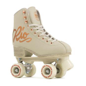 Rio Roller Rose Quad Skates - Cream