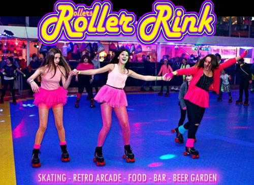 Roller Disco Cornwall 2021