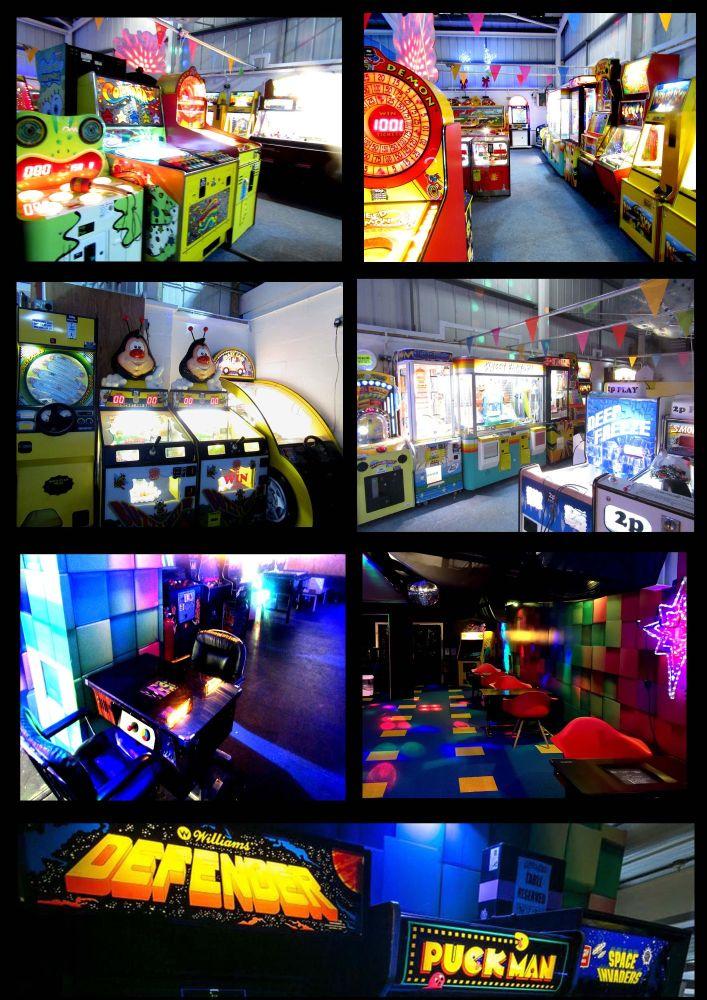 80s 90s Arcade Roller Disco Cornwall 2021