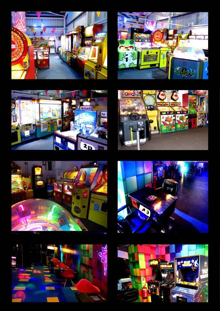 New 90s Arcade 2021