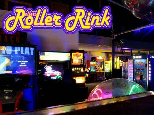 90s Arcade Games 202