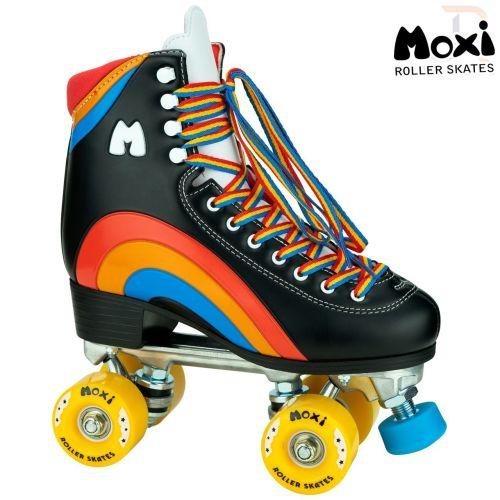 Rio Roller Lumina Quad Skates - Blue/Pink