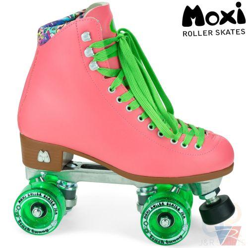 Moxi Beach Bunny Skates - Strawberry Lemonade
