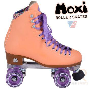Moxi Beach Bunny Skates - Peach - Pre Order