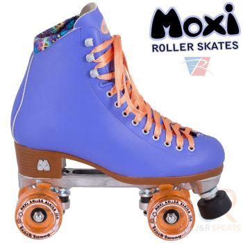 Moxi Beach Bunny Skates - Periwinkle - Pre Order