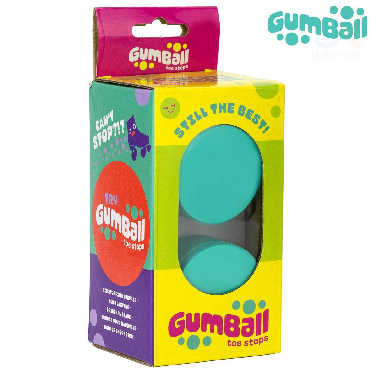 Gumball Toestops