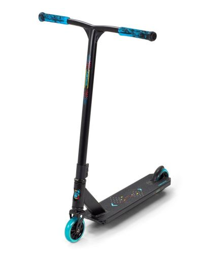 SLAMM CLASSIC V9 STUNT SCOOTER  - BLACK/BLUE