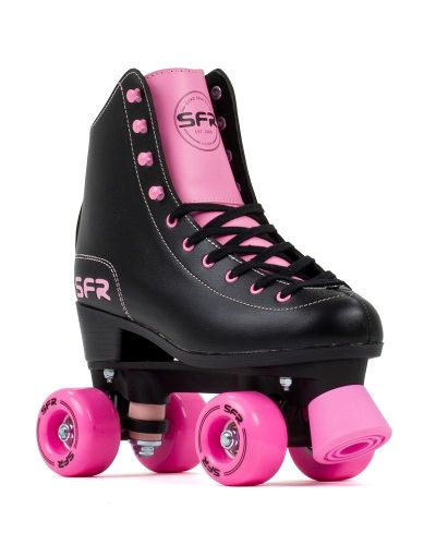 SFR Figure Quad Skates - Black/Mint