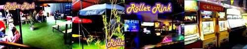 Chillout Garden and Retro Arcade