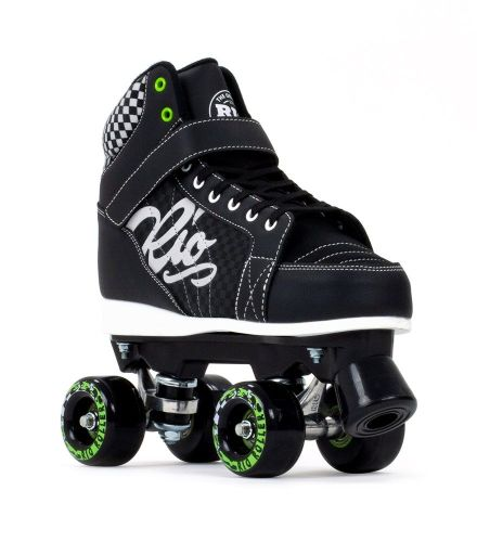 Rio Roller Mayhem II Skates - Black