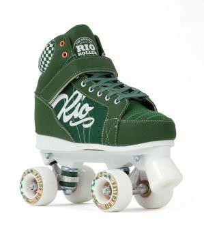 Rio Roller Mayhem II Skates - Green