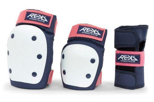 REKD Heavy Duty Adult Pad  Set - Knee, Elbow & Wrist Guards