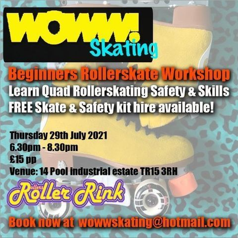 Woww Skate Lessons at the Rink