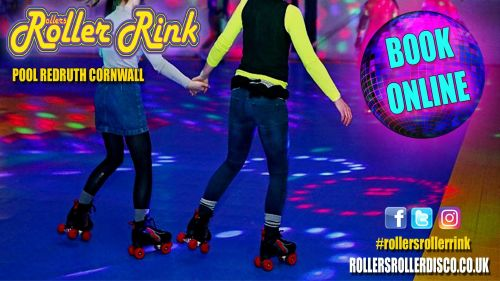 Book Online Rollers Roller Disco Cornwall