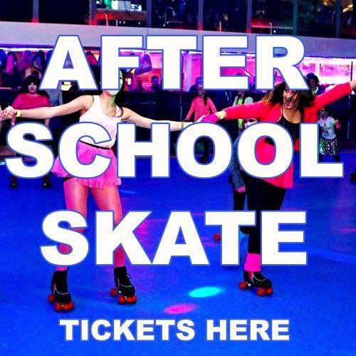Wednesday after School  Roller Disco Tickets